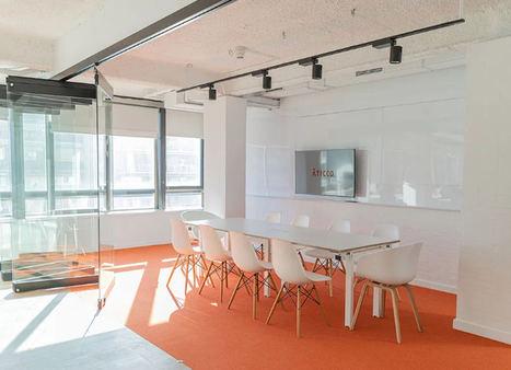 Las grandes compañías confían en los espacios de coworking de Aticco para la vuelta a las oficinas