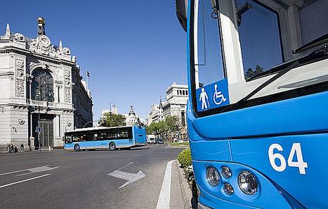 El transporte público pide indexar sus fondos al crecimiento del PIB en su nueva Ley de Financiación