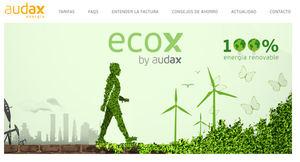 Audax y Unieléctrica solicitan autorización a la CNMC para integrar sus negocios