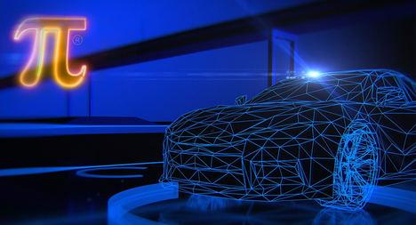 E-movilidad del mañana: el automóvil Pi recoge directamente energía del medioambiente
