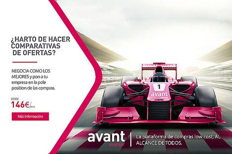 Avanti Lean lanza avant starter, la primera plataforma de compras al alcance de todas las empresas
