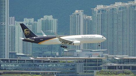 Soluciones de transporte aéreo de mercancías