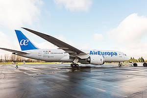 Air Europa cubre desde hoy su ruta entre Madrid y Buenos Aires con la flota Dreamliner