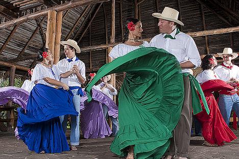 Costa Rica, se prepara para las Fiestas de Palmares
