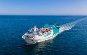 Baleària celebra 15 años en Ceuta y consolida su liderazgo con más de 12 millones de pasajeros