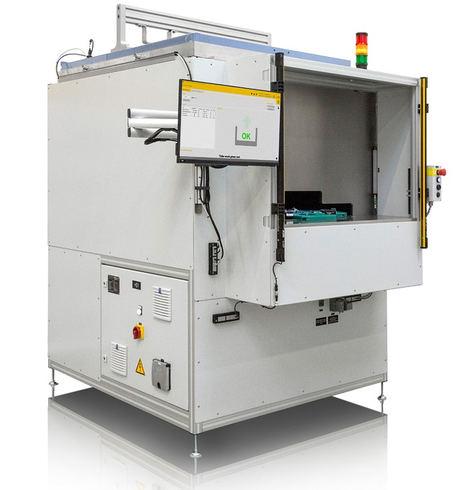 Nuevo banco de pruebas de Löhnert Elektronik ofrece cobertura total de la superficie de radomos de automoción con el R&S QAR de Rohde & Schwarz