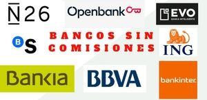 ¡No quiero pagar comisiones a los bancos!