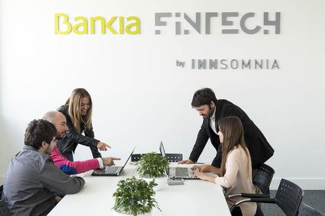 Bankia Fintech by Innsomnia lanza su cuarta convocatoria de startups fintech para su programa de aceleración