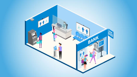 El sector bancario redefine el concepto de sucursal gracias a la tecnología