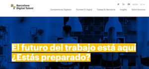 Barcelona Digital Talent analiza el peso de las profesiones digitales en la gestión de la crisis del Covid-19