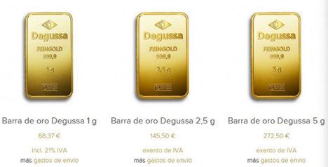 El oro no está en zona de burbuja