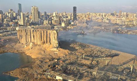 Oxfam Intermón advierte que los mil millonarios de Oriente Medio aumentaron en 10 mil millones su riqueza, casi el doble necesario para pagar la reconstrucción de Beirut