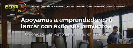 BerriUp abre la 11ª convocatoria para ayudar al crecimiento e internacionalización de startups