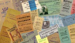 La Comunidad de Madrid edita un libro divulgativo sobre la historia de los billetes de Metro