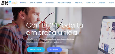 Bit24.es permite que empresas y clientes se comuniquen mientras teletrabajan por el coronavirus