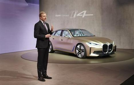 BMW planea invertir más de 30 mil millones de euros en nuevas tecnologías