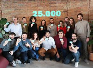 La Fintech bnc10 alcanza los 25.000 clientes
