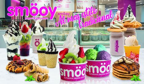 Avalancha de solicitudes de franquiciados ante el nuevo modelo de negocio de smöoy