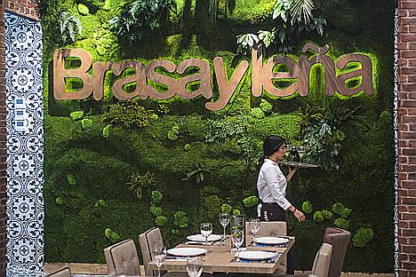 Brasayleña presenta por primera vez su modelo de negocio en Expofranquicia