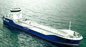 Kutxabank, ABANCA y Rural Kutxa financiarán la construcción de un buque de propulsión híbrida en Astilleros Murueta