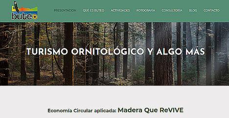Buteo Iniciativas Ambientales, nueva empresa asociada a la plataforma Madera Justa