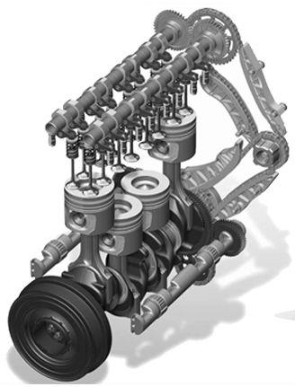 Fallo en la cadena de distribución BMW motores N47