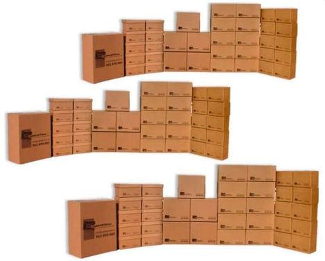 Consejos para comprar embalajes y cajas de cartón