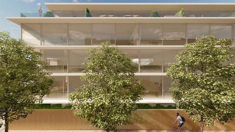 La primera promoción residencial con certificación sostenible Leed Platinum en Madrid capital es de CALEDONIAN