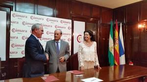 La Camara de Comercio de Huelva apuesta por la responsabilidad social empresarial