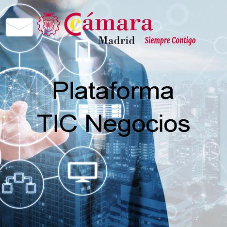 La Cámara de Madrid apuesta por la transformación digital a través de TIC Negocios