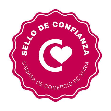 Más de 100 establecimientos de comercio y hostelería se han adherido ya al Sello de Confianza de la Cámara de Soria