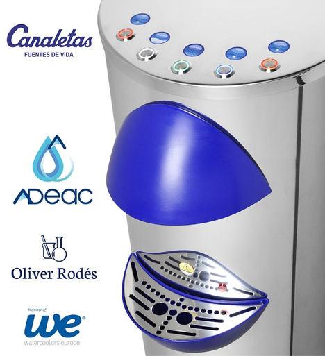 Primer estudio que descarta la presencia de COVID en dispensadores de agua