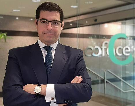 Carlos Díez, Coface.
