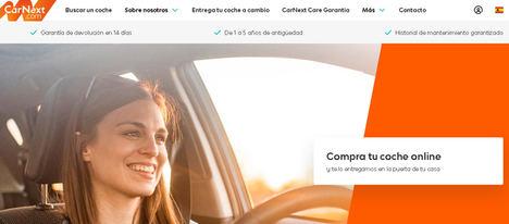Constellation Automotive Group y CarNext se unen para crear la plataforma paneuropea líder en ventas de coches de ocasión