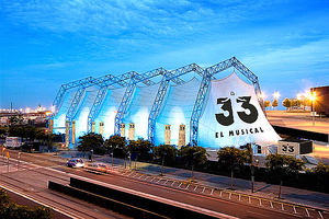 """""""33 El Musical"""" cierra su ronda de financiación en menos de 30 días y logra un 25% más de la meta establecida"""