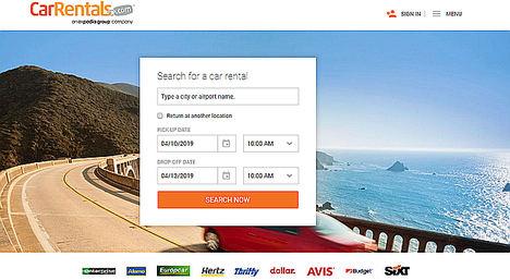 CarRentals.com acelera su proceso de expansión global en España