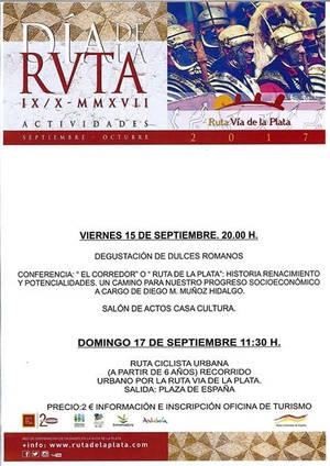 Los Santos de Maimona celebra el día de la Ruta de la Plata con diversas actividades