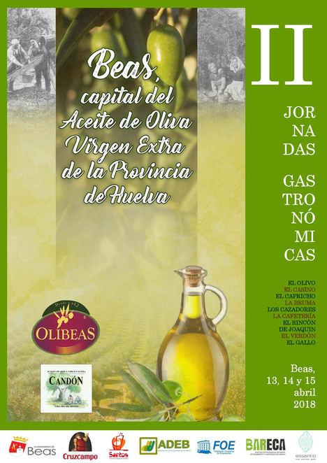 Los empresarios de Beas y su Ayuntamiento promocionan el aceite de Aove en sus II Jornadas Gastronómicas