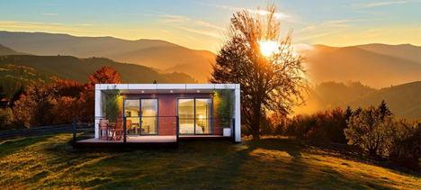 Casas prefabricadas sostenibles y baratas