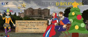 ¡Envía tu carta a los Reyes Magos en el Castillo de Belmonte!