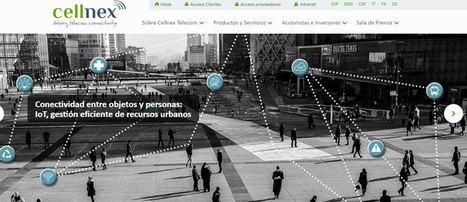 """Cellnex """"conectará"""" los aparcamientos de Saba y Bamsa a la banda ancha móvil"""