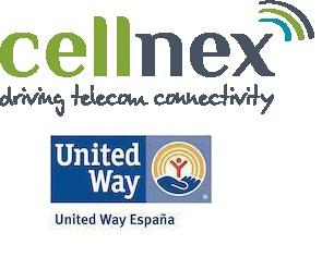 Cellnex Telecom y United Way impulsan un proyecto para reducir el abandono escolar y promover la empleabilidad de los jóvenes