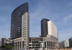 Centro Comercial AQUA Multiespacio.