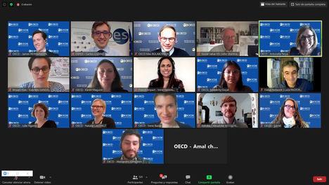 CEPES expone las claves del proyecto internacional 'Promover marcos jurídicos favorables a la Economía Social a nivel global', aprobado por la OCDE