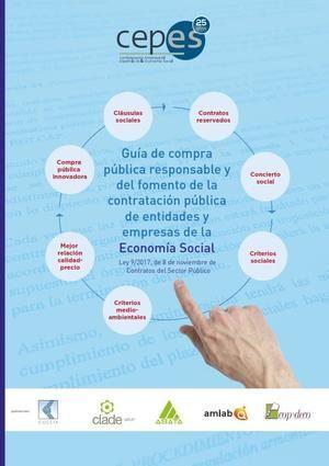CEPES edita la primera Guía sobre contratación pública responsable adaptada a la nueva Ley de Contratos del Sector Público