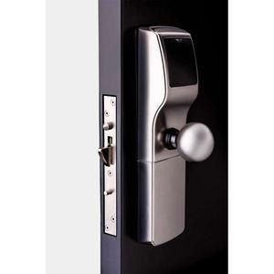 Cerradura electrónica Onity puerta corredera.