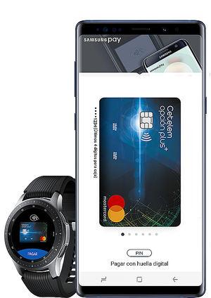 Cetelem se une al servicio Samsung Pay para ofrecer pagos móviles y en smartwatch