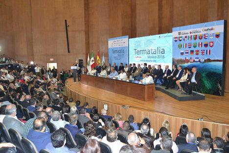 Termatalia México potenció el negocio en la industria termal