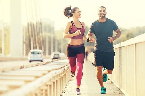 Consejos para correr sin arriesgar la salud de nuestras rodillas