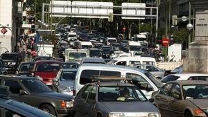Circular a 30 Kms/hora en Madrid aumentará la contaminación y ralentizará el tráfico